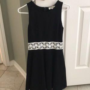 MONTEAU mini dress